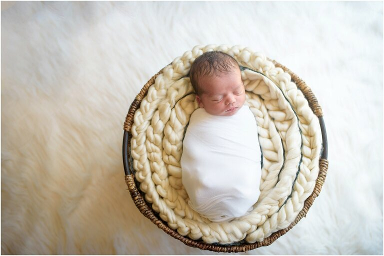 Torrance Newborn Pictures