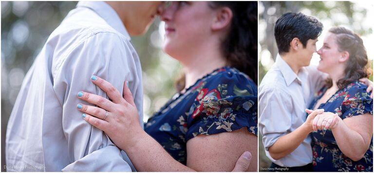 Palos Verdes Engagement Photography