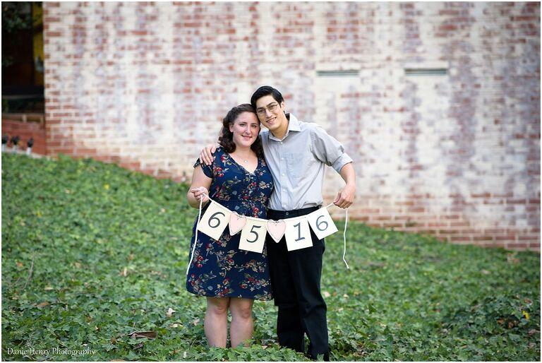 Palos Verdes Engagement Photograph