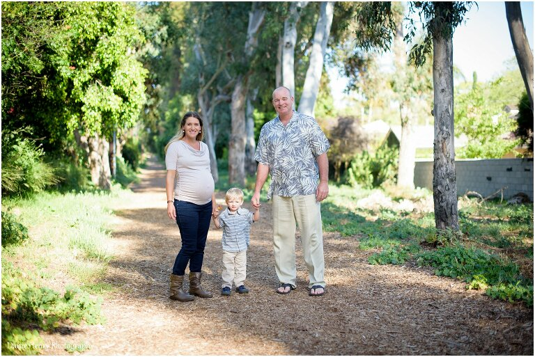 Maternity Family Photography Torrance