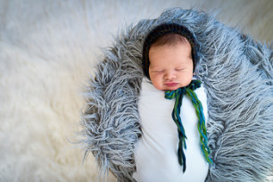 Palos Verdes Newborn Photos