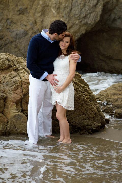 Pregnancy Pictures Malibu