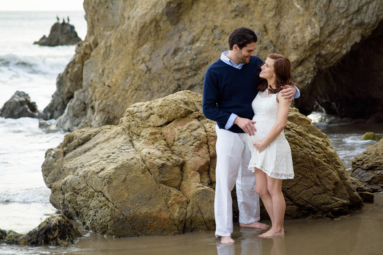 Maternity Photos Malibu