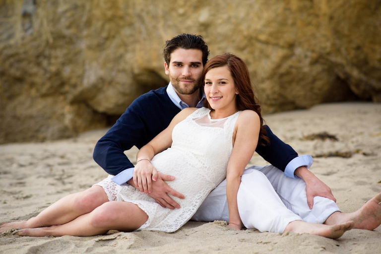 Maternity Photography Malibu