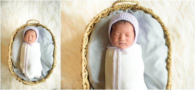 lifestyle newborn Photographer Manhattan Beach