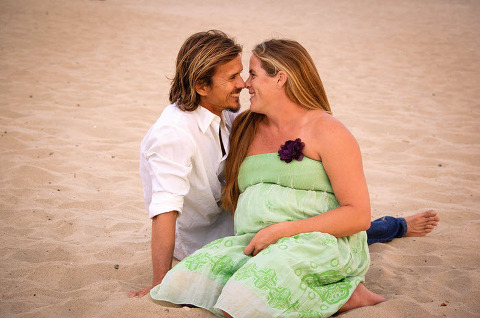 Maternity PHotography - Manhatten Beach (3)