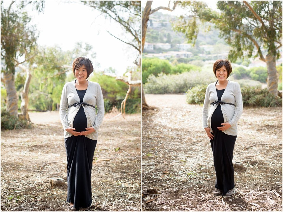 Palos Verdes maternity Photos