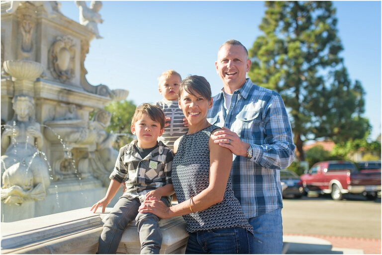 Redondo Beach Family Photos