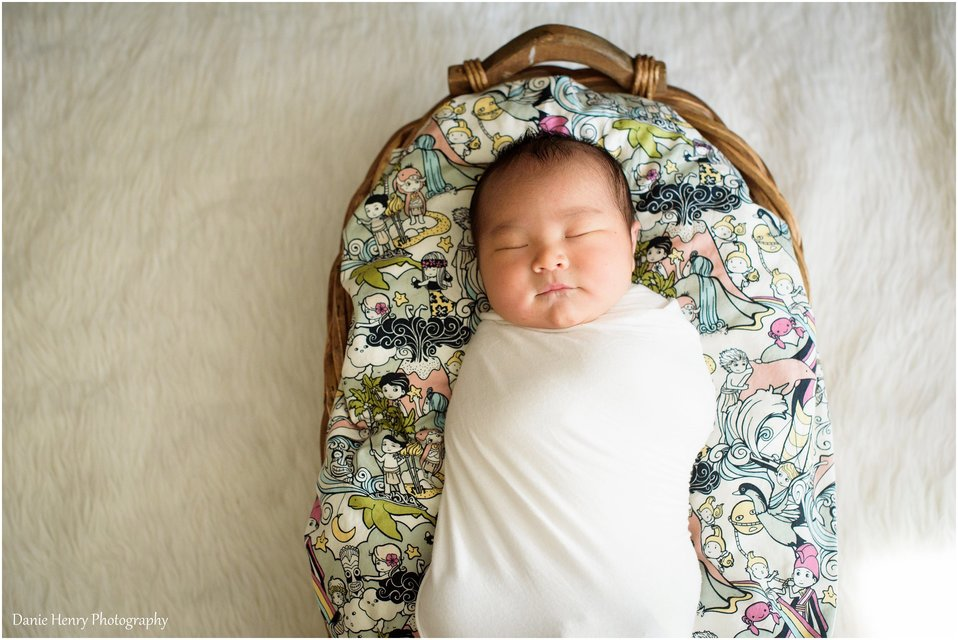 Newborn Photographer Manhattan Beach
